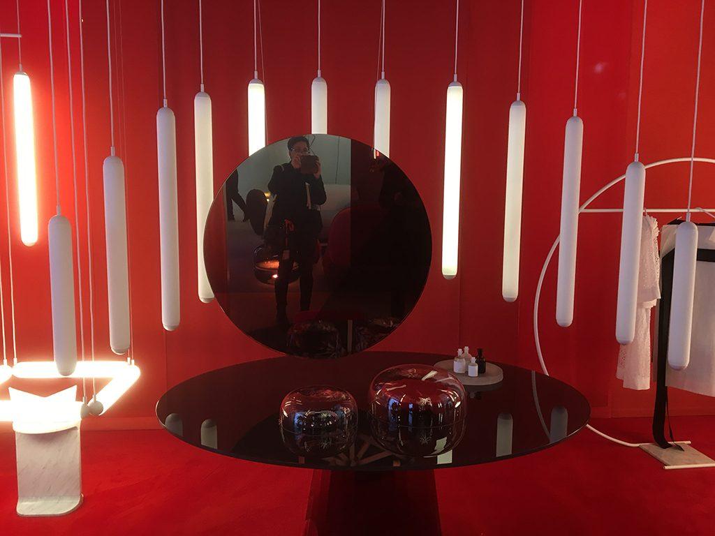 Das leuchtende Möbelhaus – IMM 2018